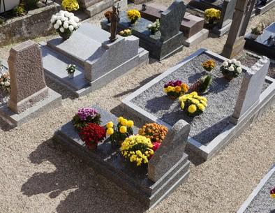 Choisir l'inhumation